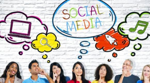 Media sosial pengguna internet Indonesia - sumber pic:liputan6.com